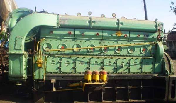 Main/Auxiliary Engine | Products | Sona Marine - Marine Machinery